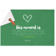 This Moment Is A Celebration- Journaling Card