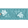 Ribbon Border with Pewter Clasp- Template
