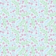 Whimsy Floral Paper- 1