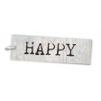 Happy Word Strip- with shadow