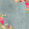 Floral Bordered Background 01