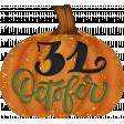 October 31st Pumpkin