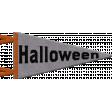 Halloween Pennant 01