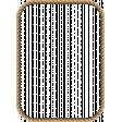 Sisal Rope Frame Rectangle(1)