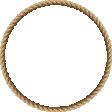 Sisal Rope Frame 5 Round(1)