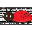 Love Bugs - Stamped Ladybug