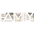 Family wood reverse title