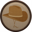 Cowboy Flair - Hat
