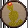 Cowboy Flair - cactus