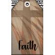 Faith, Family, Freedom Tag Set - Faith