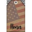 Faith, Family, Freedom Tag Set - Honor