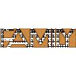 Family cork Reverse Title