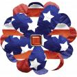 Stars and Stripes - Flower Group