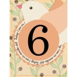 Baby Card, Month#6