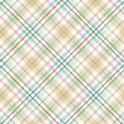 Better Together Plaid Paper