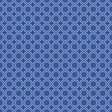 Blue Beanie Diamonds Small 01
