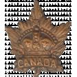 Canada Maple Leaf Element