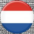 Netherlands Flag Flair Brad