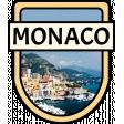 Monaco Word Art Crest