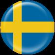 Sweden Flag Flair Brad