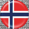 Norway Flag Flair Brad