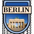Berlin Word Art Crest
