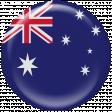 Australia Flag Flair Brad
