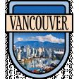 Vancouver Word Art Crest