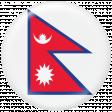 Nepal Flag Flair Brad