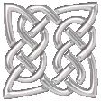 Celtic Silver Knot 2