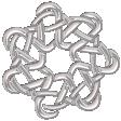 Celtic Silver Knot 5