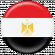 Egypt Flag Flair Brad