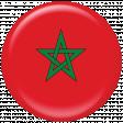 Morocco Flag Flair Brad