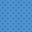Blue Heart Paper Endures