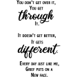 Different Quote Word Art