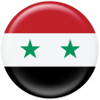 Syria Flag Flair Brad