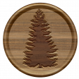 Tree NorthC Wood Flair