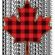 Maple Leaf NorthC Buffalo Plaid