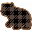 Bear Cub1 NorthC-B Buffalo Plaid