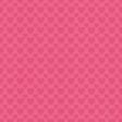 Light Pink Heart Ann Paper