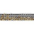 Christmas SNoel Gold Glitter Word Art