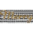 Merry SNoel Gold Glitter Word Art