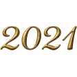 2021 Anew Word Art