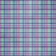 Blue ANW Plaid Paper