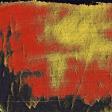 Black Orange & Yellow Grunge Paper