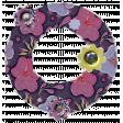 Floral Paper Number 0