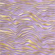 Floating 3D Zebra Stripe Paper