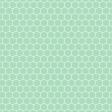 April 2021 Blog Train - Hexagon Paper
