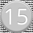 Grey Pleather Number 15
