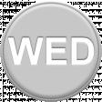 Grey Pleather Weekday - Wed
